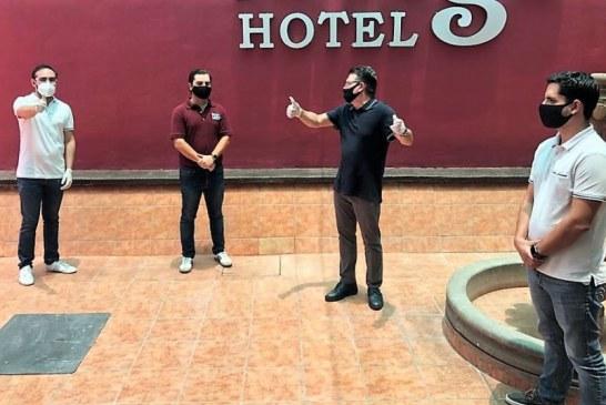 Sinaloa avanza en brindar confianza a los turistas: Óscar Pérez Barros