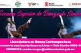 Proceso de Inscripciones en Línea  para Escuela Superior de Danza