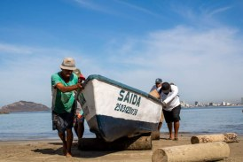 Conapesca reconoce a los pescadores en el Día Mundial de la Gente de Mar