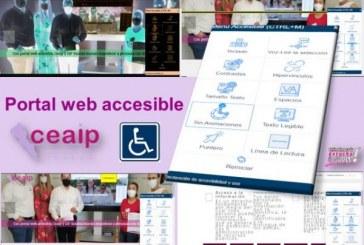 Dona Ceaip software a 141 dependencias