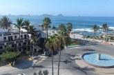 Continúa la Transformación de Mazatlán Modernizan obsoleta fuente del paseo costero
