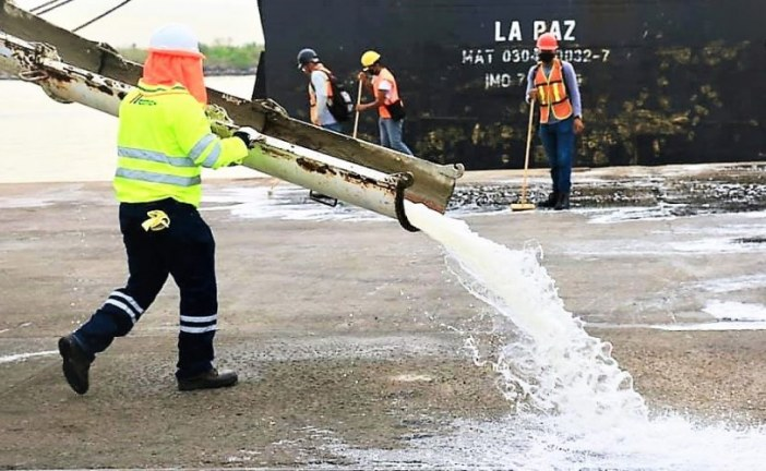 El Puerto de Mazatlán Refuerza sus medidas de seguridad e higiene