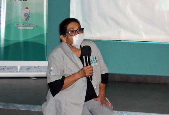 Rinden Homenaje Póstumo a la Bióloga María de los Ángeles Cruz Morelos