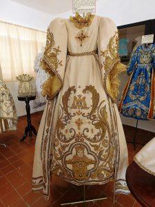 Museo del Vestido de Nuestra Señora del Rosario Mazatlán Interactivo 2020