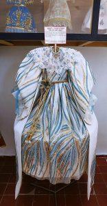 Museo del Vestido de la Virgen del Rosario 2020 1