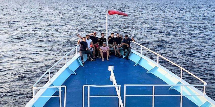 Pesca Azteca Tripulación 2020