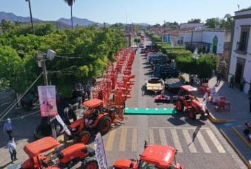 Quirino lleva obras y apoyos por 28 mdp para San Ignacio