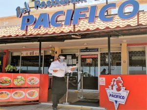 Restaurante del Pacífico de Mazatlán el Primero en Recibir Certificado de Sanidad del Gobierno de Sinaloa 2020 2