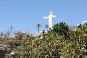 El Cristo de la Mesa de San Ignacio de Loyola Zona Trópico San Ignacio Sinaloa México 2020 MI