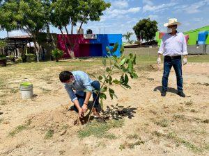 Sedesu y Agricultores Celebran Día Mundial del Medio Ambiente 2020 1