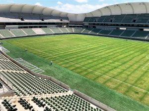 Una mirada íntima al nuevo estadio de Fútbol de Mazatlán 2020 1