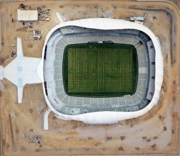 nuevo estadio de Fútbol de Mazatlán 2020 2