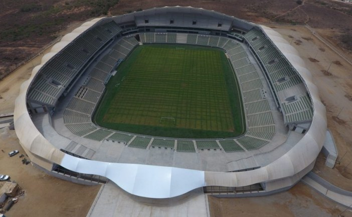 Una mirada íntima al nuevo estadio de Fútbol de Mazatlán
