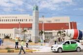 Arranca intensa jornada de sanitización de Hospitales Generales en coordinación con CEMEX