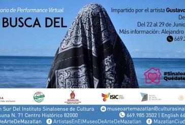 Invitan a talleres online del Museo de Arte de Mazatlán