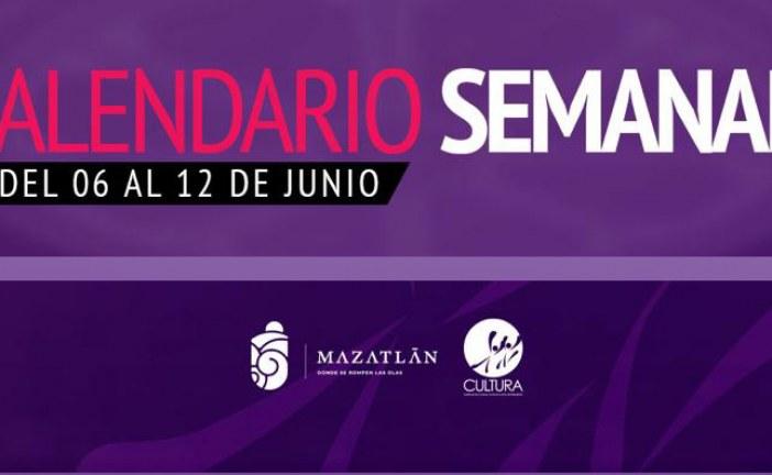 Acérquese a las actividades en línea del Instituto de Cultura de Mazatlán.