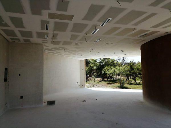 Avance de 85 por Ciento en Parque Central de Mazatlán 2020 Julio (2)