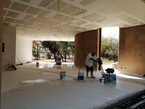 Avance de 85 por Ciento en Parque Central de Mazatlán 2020 Julio (4)