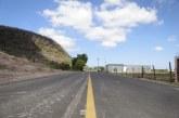Quirino entrega carretera Chametla-El Majahual y UAdeO en El Rosario