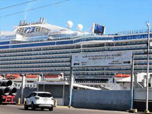 Cruceros ante Pandemia del Covid - 19 en Mazatlán y el Mundo 2