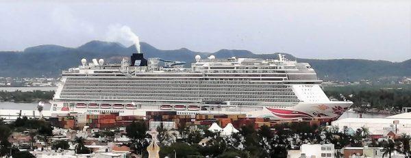 Cruceros ante Pandemia del Covid - 19 en Mazatlán y el Mundo