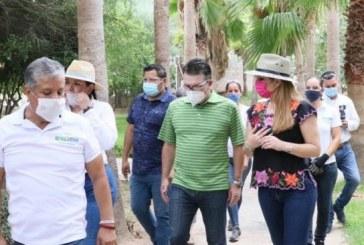 Secretario de Turismo realiza gira por El Fuerte, Pueblo Mágico