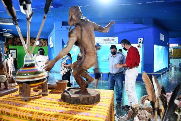 En Acuario Mazatlán Presentan MazatlvIdentidad y Naturaleza 2020 1