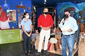 """En Acuario Mazatlán Presentan Mazatl: """"Identidad y Naturaleza"""""""