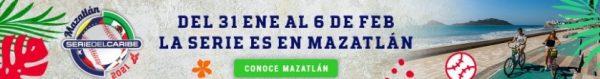 Fechas Serie del Caribe Mazatlán 2021