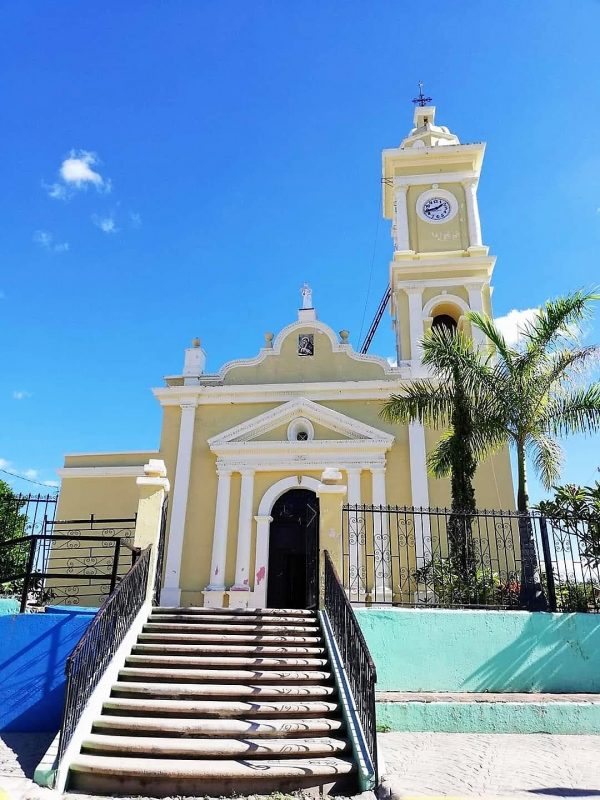 La Noria San Antonio de Padua Templo 2020