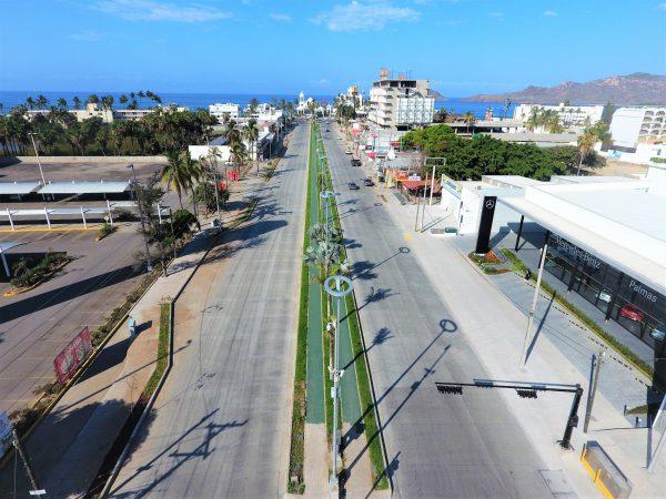 La infraestructura urbana en Mazatlán un nuevo rostro que fortalece al destino 2020 2