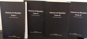 Libros Historia de Mazatlán Antonio Lerma Garay 2020 M azatlán Interactivo