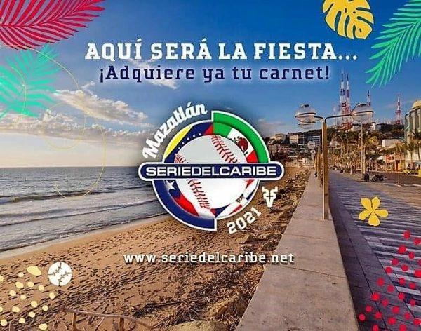 Mazatlán Sede Serie del Caribe 2020 Confirmación