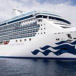 Princess Cruises anuncia pausa en sus cruceros