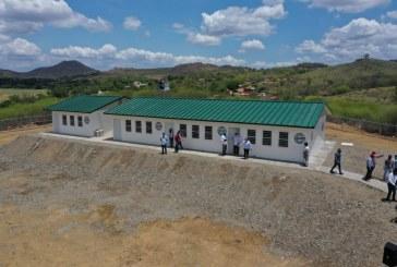 Quirino cumple con San José de las Delicias; inaugura Cobaes 122