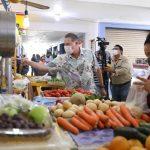 Quirino entrega Mercado Municipal de El Rosario