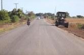 Quirino entrega nuevo tramo de la carretera a Las Glorias