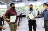 Recibe Aeropuerto de Culiacán Distintivo de Sanidad del Gobierno de SInaloa