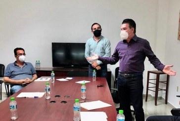 Sectur Sinaloa y Vialidad acuerdan aplicar estrictos protocolos de sanidad
