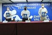 Sinaloa  Lanza distintivo PASE Protocolo de Atención y Sanidad en Empresas