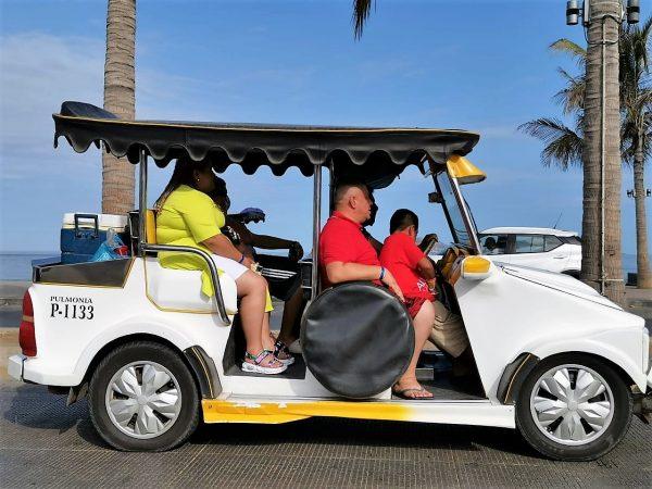 Verano 2020 revive playas, comercios y otras actividades turísticas en Mazatlán 2