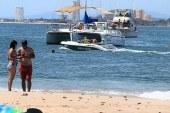 Verano 2020 revive playas, comercios y otras actividades turísticas en Mazatlán