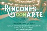 Nueva estación en Rincones con Arte