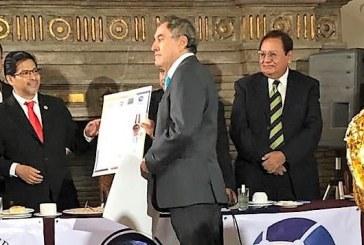 Mazatlán Posible Sede de la Cumbre Mundial del Conocimiento 2021: Óscar Blancarte Pimentel