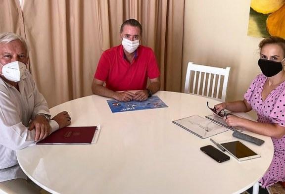 Avanzan Negociaciones para Reiniciar los Trabajos de la Presa Santa María