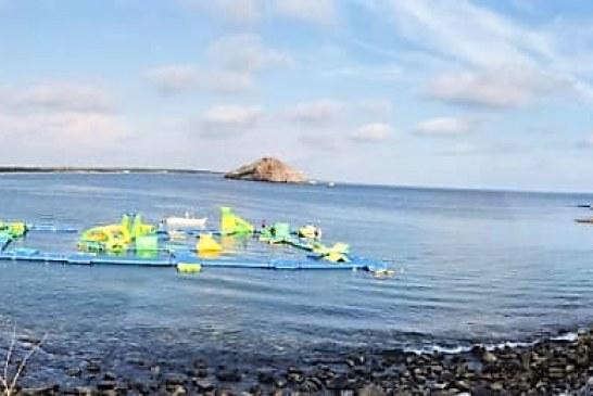 Parque Acuático Awax muy Pronto en Isla de Chivos
