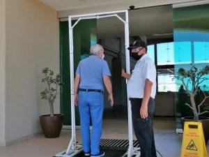 Columna Interactiva 18 Mazatlán Interactivo Educación Seguridad Sanitaria