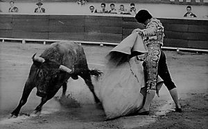 Corrida de Toros en Mazatlán 1903
