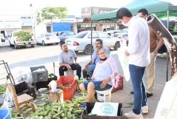 Distribuye SEDESU más de 85 mil bolsas reutilizables #SinaloaSinPlásticos