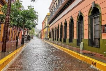 Goza en Mazatlán del Otro Sentido de las Cosas: Lluvia en el Centro Histórico